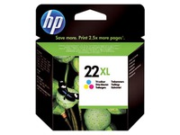 Cartridge HP 22XL kleur