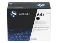 Toner zwart HP 64X CC364X hoge capaciteit