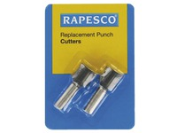 Replacement punch cutters Rapesco P2200 - Set of 2