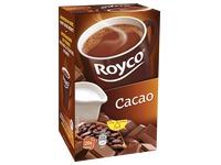 Doos van 20 zakjes Royco Minute Cacao