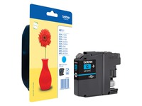 Brother LC121C - cyan - original - ink cartridge