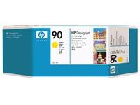 HP 90 - geel - origineel - inktcartridge (C5064A)