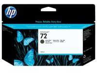 HP 72 - dof zwart - origineel - inktcartridge (C9403A)