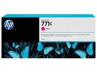 HP 771C - magenta - origineel - inktcartridge (B6Y09A)