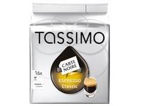 Box of 16 capsules Tassimo Expresso Carte Noire
