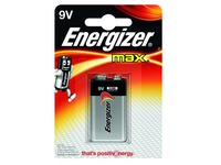 Blisterpackung 1 Batterie Energizer Max LR61