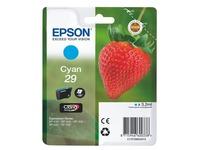 Epson 29 cartridge cyaan voor laserprinter