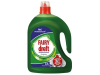Bus 2,5 L afwasmiddel Fairy Dreft