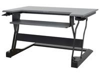 Ergotron WorkFit-T Sit-Stand Desktop Workstation - stand (33-397-085)