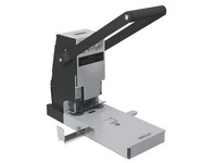 Perforator large capacity 2160 Rapesco 300 sheets grey