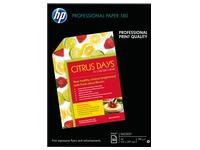 Papier photo brillant HP A4 180 g - 50 feuilles