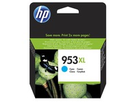 HP 953XL - High Yield - cyan - original - ink cartridge
