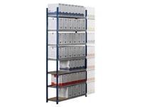 Basiselement Archivpro enkele toegang H 200 x B 153 cm