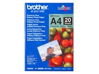 Brother Innobella Premium Plus BP71GA4 - photo paper - 20 sheet(s)