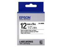 Epson LabelWorks LK-4WBN - etikettape - 1 rol(len) (C53S654021)