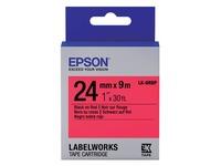 Epson LabelWorks LK-6RBP - etikettape - 1 rol(len) (C53S656004)