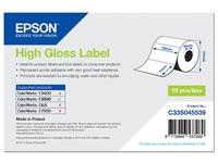 Epson - gesneden etiketten met kleur - 1 rol(len) (C33S045539)