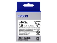 Epson LabelWorks LK-6WBA14 - buis - 1 rol(len) (C53S656903)