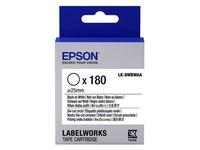 Epson LabelWorks LK-8WBWAA - gesneden ronde etiketten - 180 etiket(ten) (C53S658901)