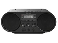 Sony ZS-PS50 - boombox - CD (ZSPS50B.CED)