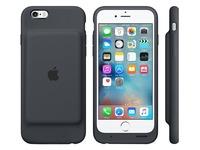 Apple Smart - battery case back cover for cell phone