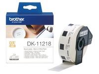 Brother DK-11218 - etiketten - 1000 stuks (DK11218)