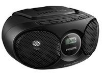 Philips CD Soundmachine AZ215B - boombox - CD (AZ215B/12)