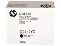 Q5942YC HP LJ4250 CARTRIDGE BLACK (120025440809)