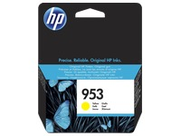 HP 953 cartridge geel voor inkjetprinter