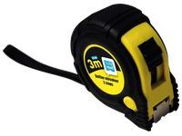 Measuring tape Safetool L 3 m
