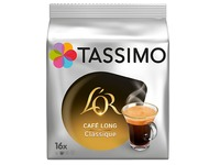 Box of 16 capsules Tassimo L'Or