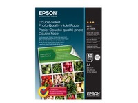 Epson Double-Sided Photo Quality Inkjet Paper - photo paper - 50 sheet(s)
