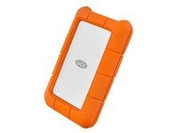 LaCie Rugged Secure STFR2000403 - hard drive - 2 TB - USB 3.1 Gen 1