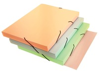 Bronyl elastobox Pastel, geassorteerde kleuren