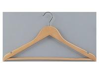Coat hangers wood - set of 25