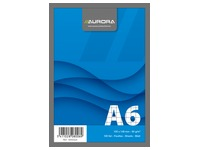 Notepad Aurora A6 105 x 148 mm 5 x 5 100 sheets