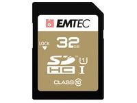 Geheugenkaart SDHC 32 GB - klasse 10