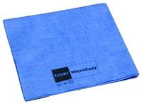 Lingette microfibre Taski bleu pour l'intérieur