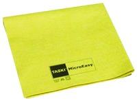 Lingette microfibre Taski jaune pour la cuisine