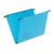 blauw 15 mm hangmap voor laden hangmap voor kast 36,5 39 cm 33 cm 39 v vorm normaal 50 mm blauwe hangmap met bodem van 1,5cm