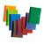 oxford spirallschriften in geassorteerde kleuren